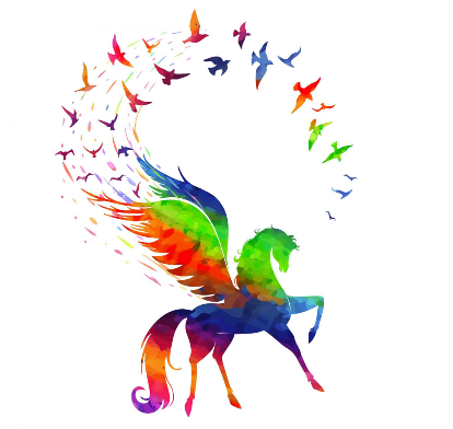 Pegasus Academie-logo