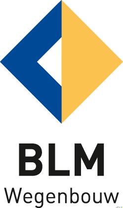 BLM Wegenbouw BV-logo