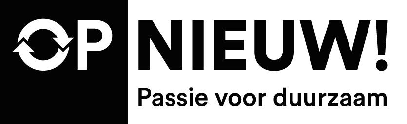 OPNIEUW!-logo